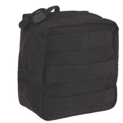 5.11 Tactical Black Nylon Zip Closure 6.6 Pouch