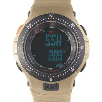 5.11 Tactical Digital Buckle Closure Field Ops Wrist Watch
