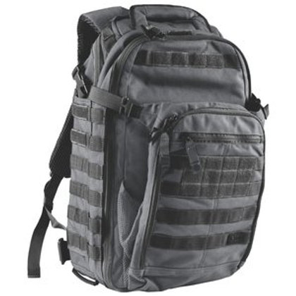 5.11 Tactical Double Tap Nylon Zip Closure All Hazards Prime Backpack