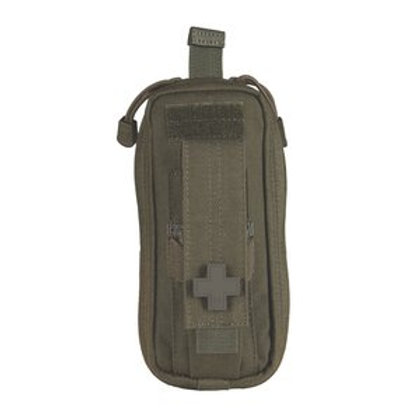5.11 Tactical TAC OD Nylon Zip Closure 3.6 Med Kit Pouch
