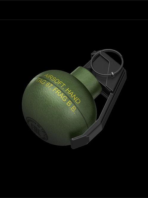 TAG-67 Hand Grenade