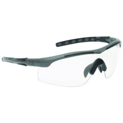 5.11 Tactical Set of 3 Charcoal Range Raid Safety Glasses