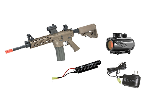 Elite Force M4 CFR Combo Package