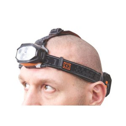 5.11 Tactical Multi Black LED S+R H6 Headlamp
