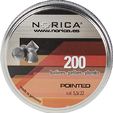 Norica .22 200ct Series