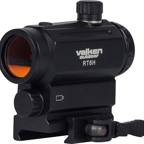 Optics - V Tactical Digital Mini Red Dot Sight w/QD Mount