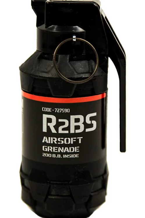 R2BS Airsoft Grenade