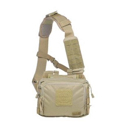 5.11 Tactical Nylon Zip Closure AR Magazine 2-Banger Bag