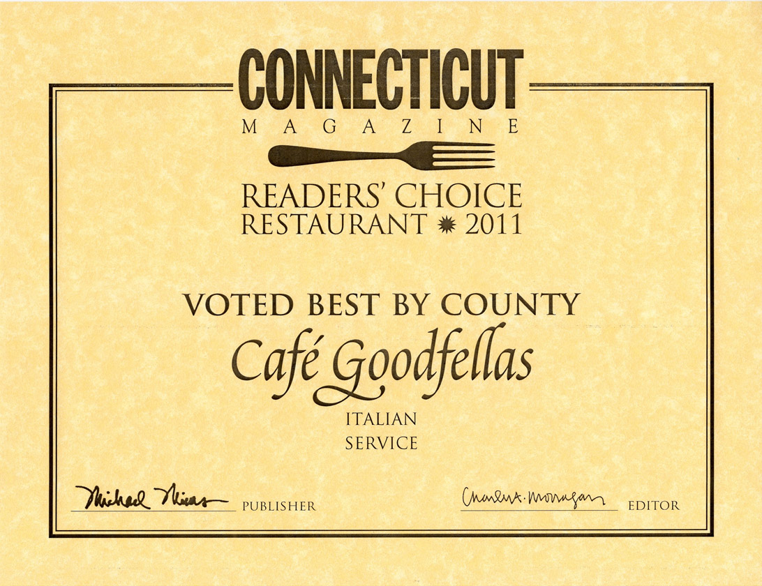 CT Magazine Readers' Choice Award