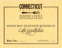 CT Magazine Readers' Choice Award