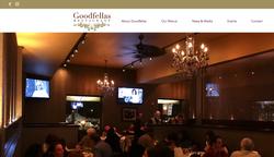 Goodfellas Website Design