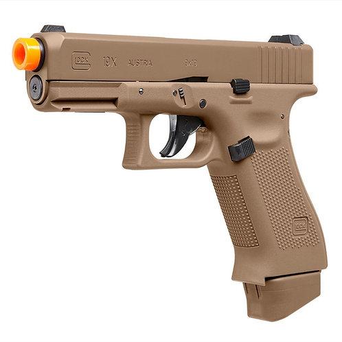Elite Force Glock 19X CO2 Half Blowback Pistol