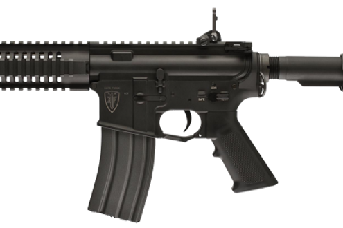 Elite Force 4CRS AEG Black – Elite