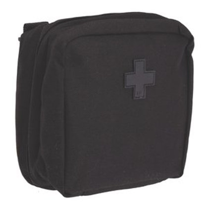 5.11 Tactical Black Nylon Zip Closure 6.6 Medic Pouch