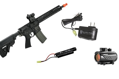 Elite Force MCR M4 Black Combo Package