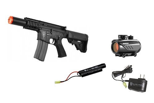 Elite Force M4 CQC Combo Package
