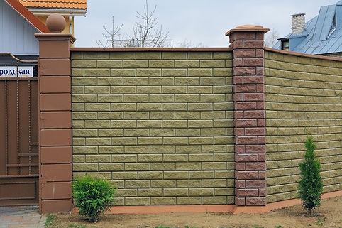 Элитный забор