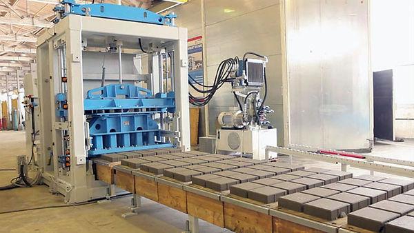 Оборудование для произвосдтва вибропрессованнных изделий