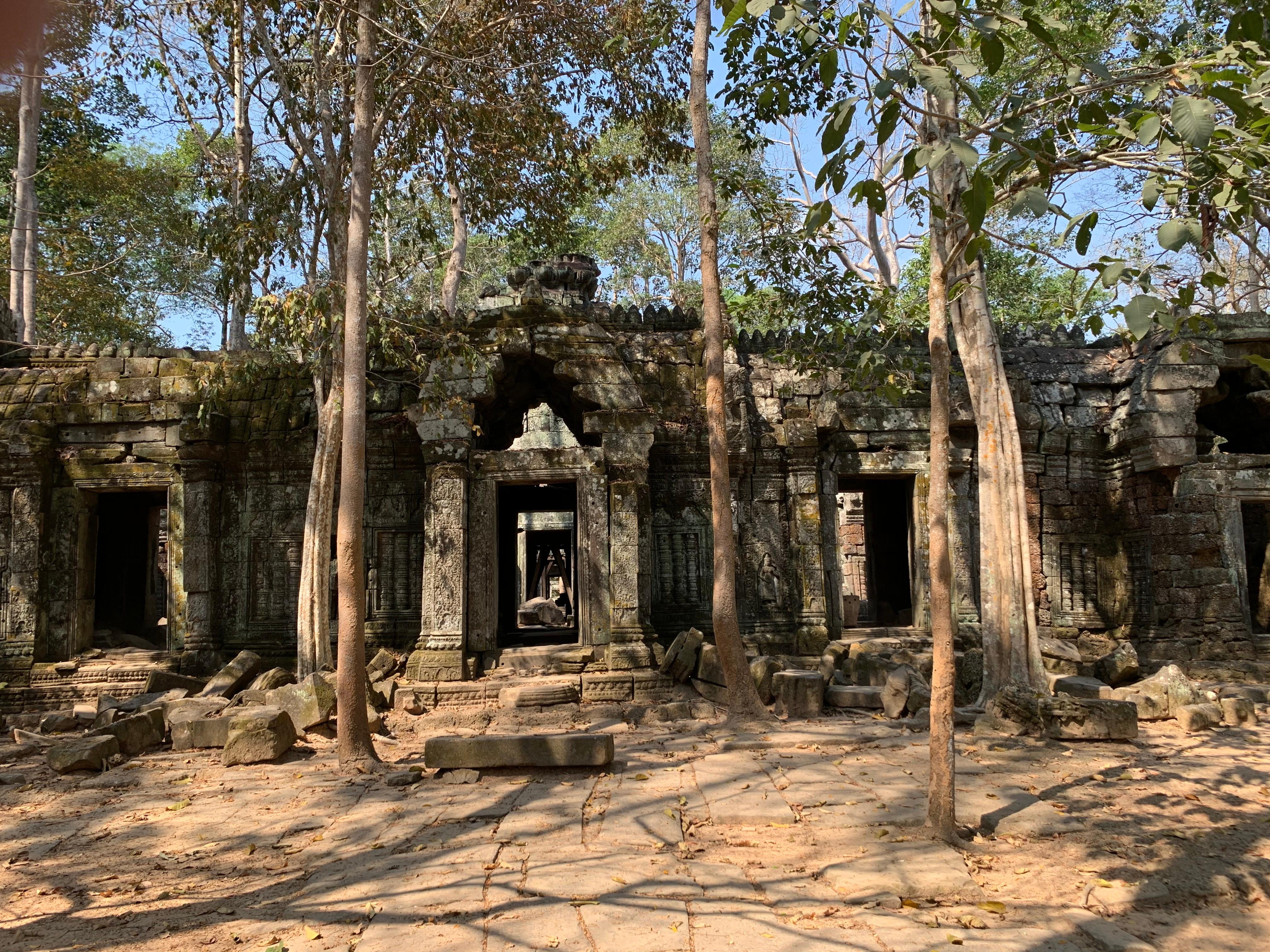 Koh Ker & Beng Mealea Tempel-Tour