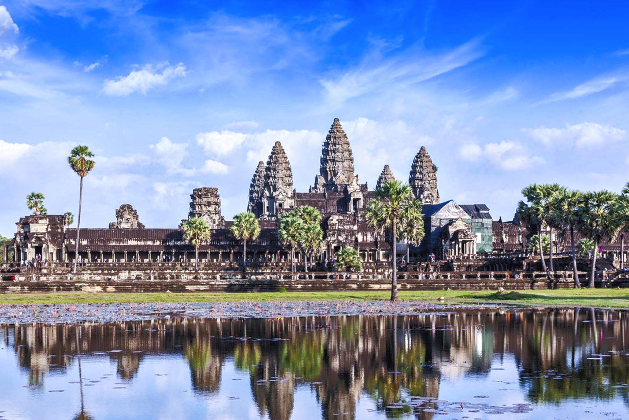 1 Tages Tour Angkor Wat