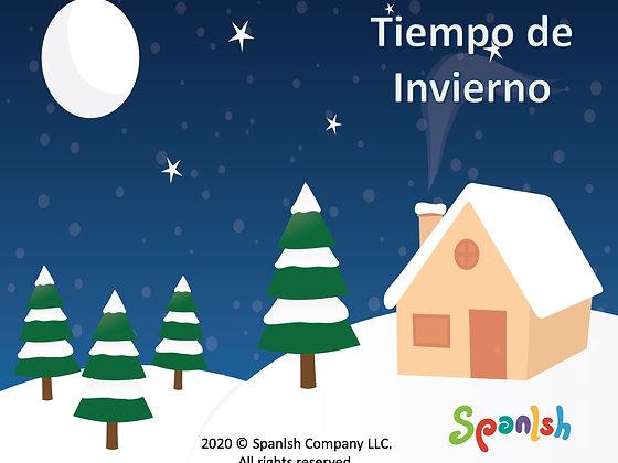 Tiempo de Invierno (Spanish)