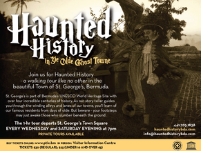 New Time for Haunted History