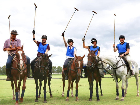 Riverlands Introduction To Polo Clinic