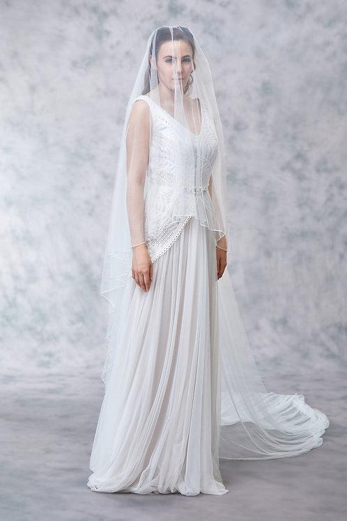 Skye - French Silk Veil