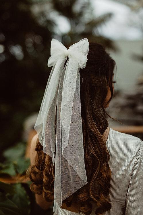 Beau - Soft Tulle Hair Bow