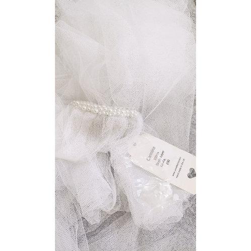 SALE VEIL - Camilla -Soft Tulle - WHITE