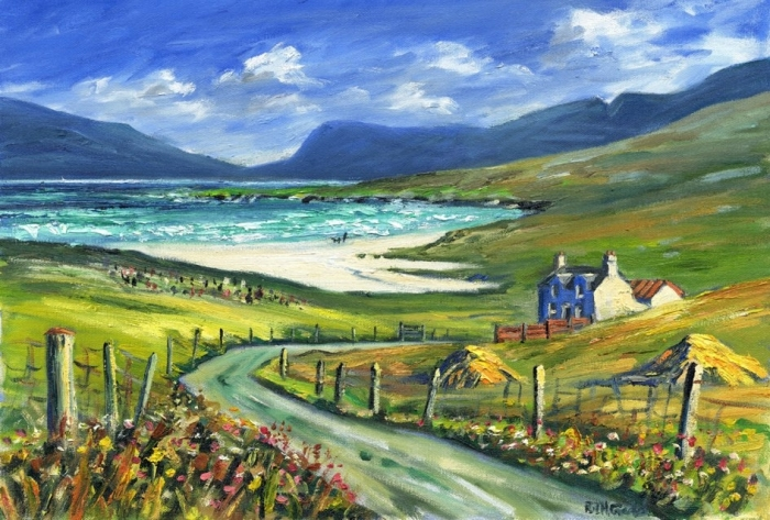 Late Summer, Harris