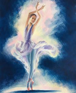 Dazzling Dancer