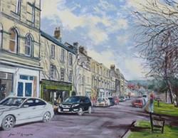 High Street Rothbury