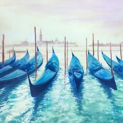 Colours of Venice