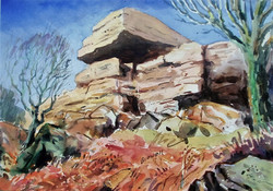 Shaftoe Crags Northumberland (2)