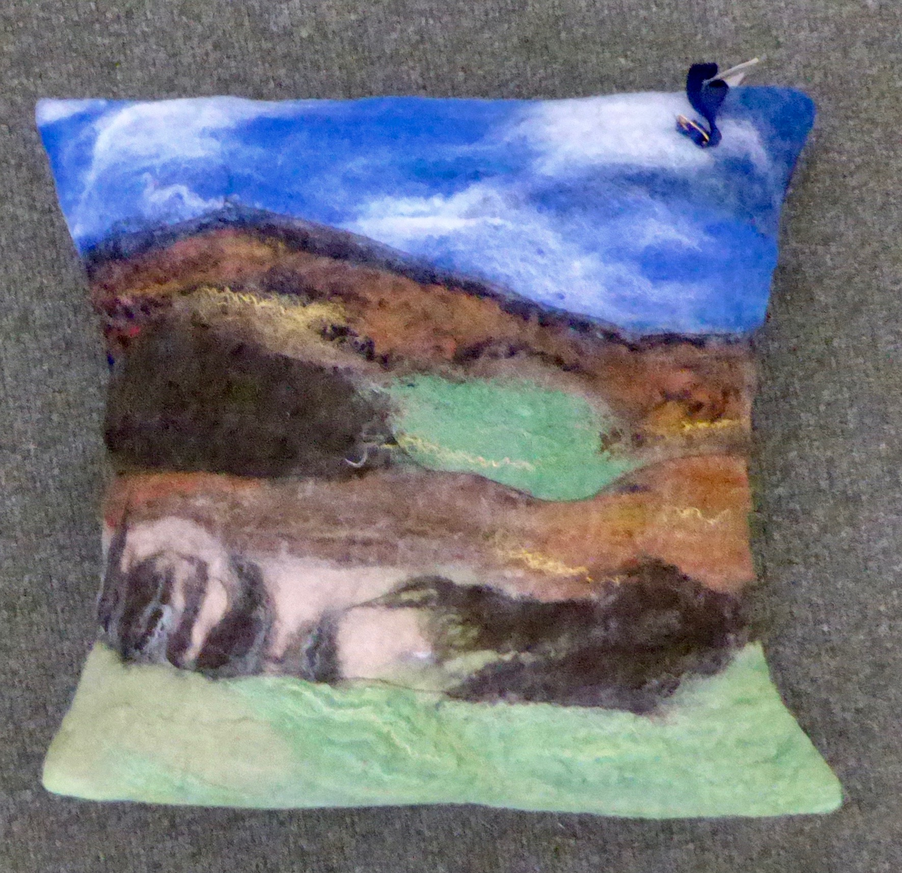 Scenic Cushion