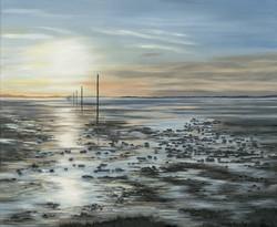 Winter's Light Lindisfarne