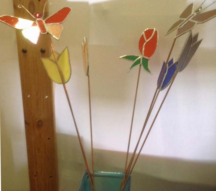 Ivor's flowers