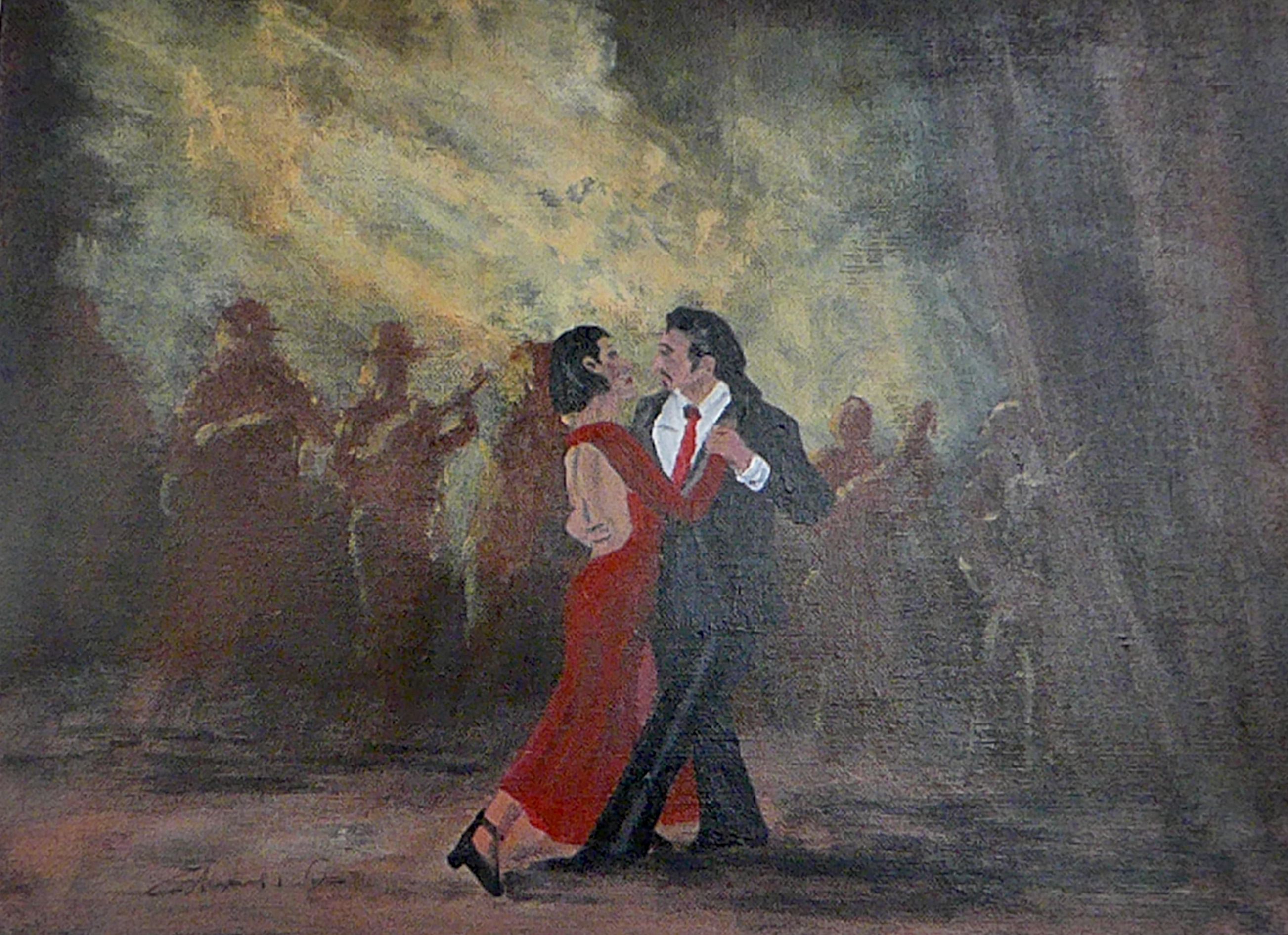 Dance of Love