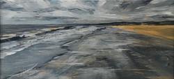 Grey sky cold seaSOLD