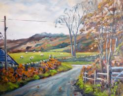October, near Elsdon