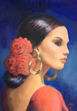Flamenco Beauty