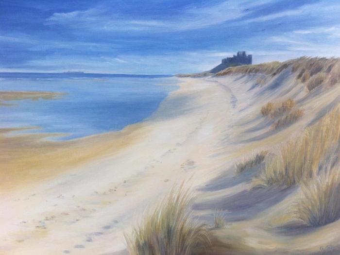 Dunes at Bamburgh
