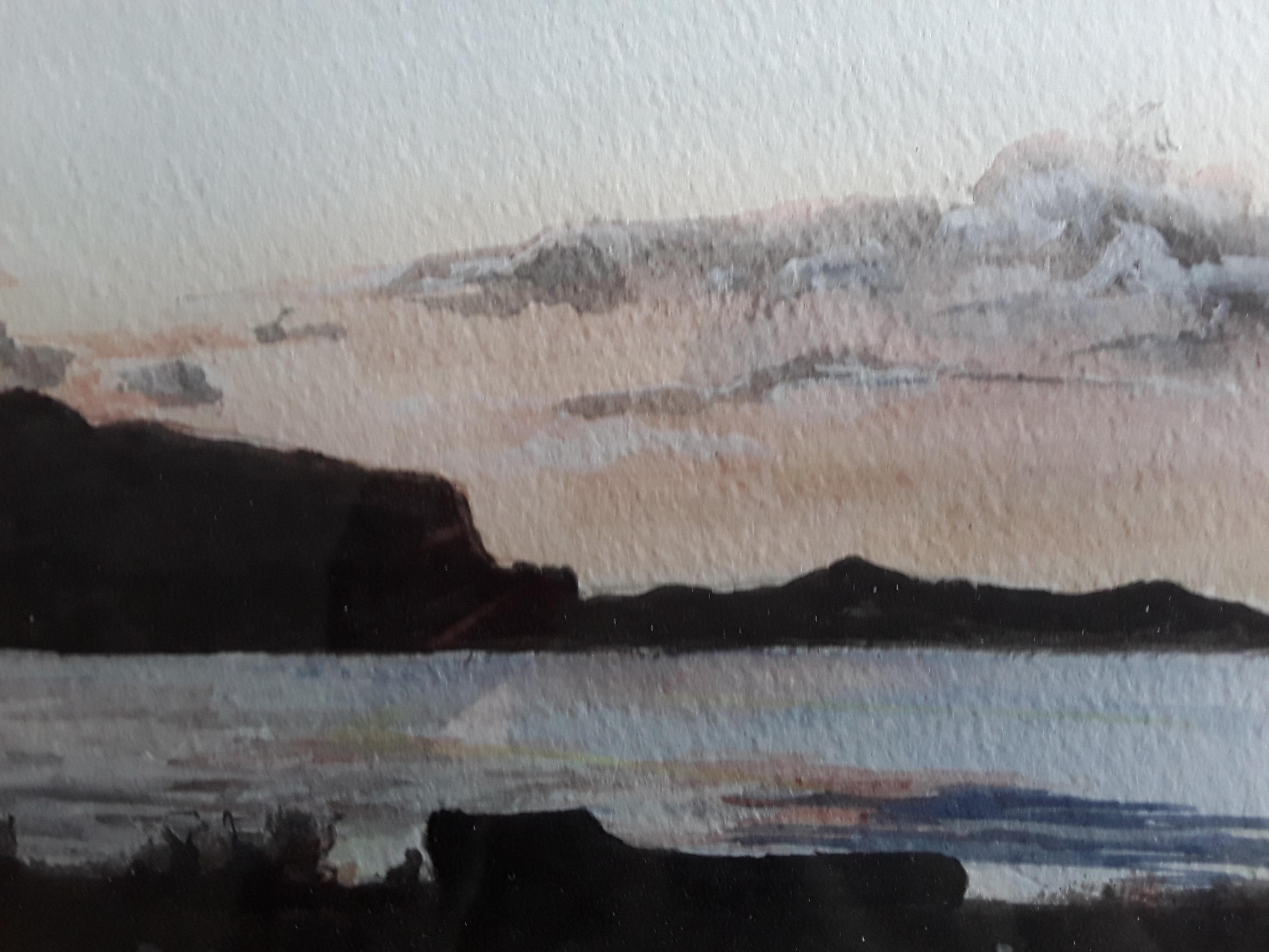 Loch Bay, Isle of Sky