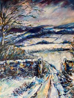 Northumberland winter