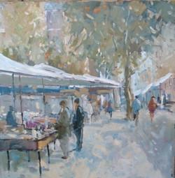 Market Stalls, Amsterdam