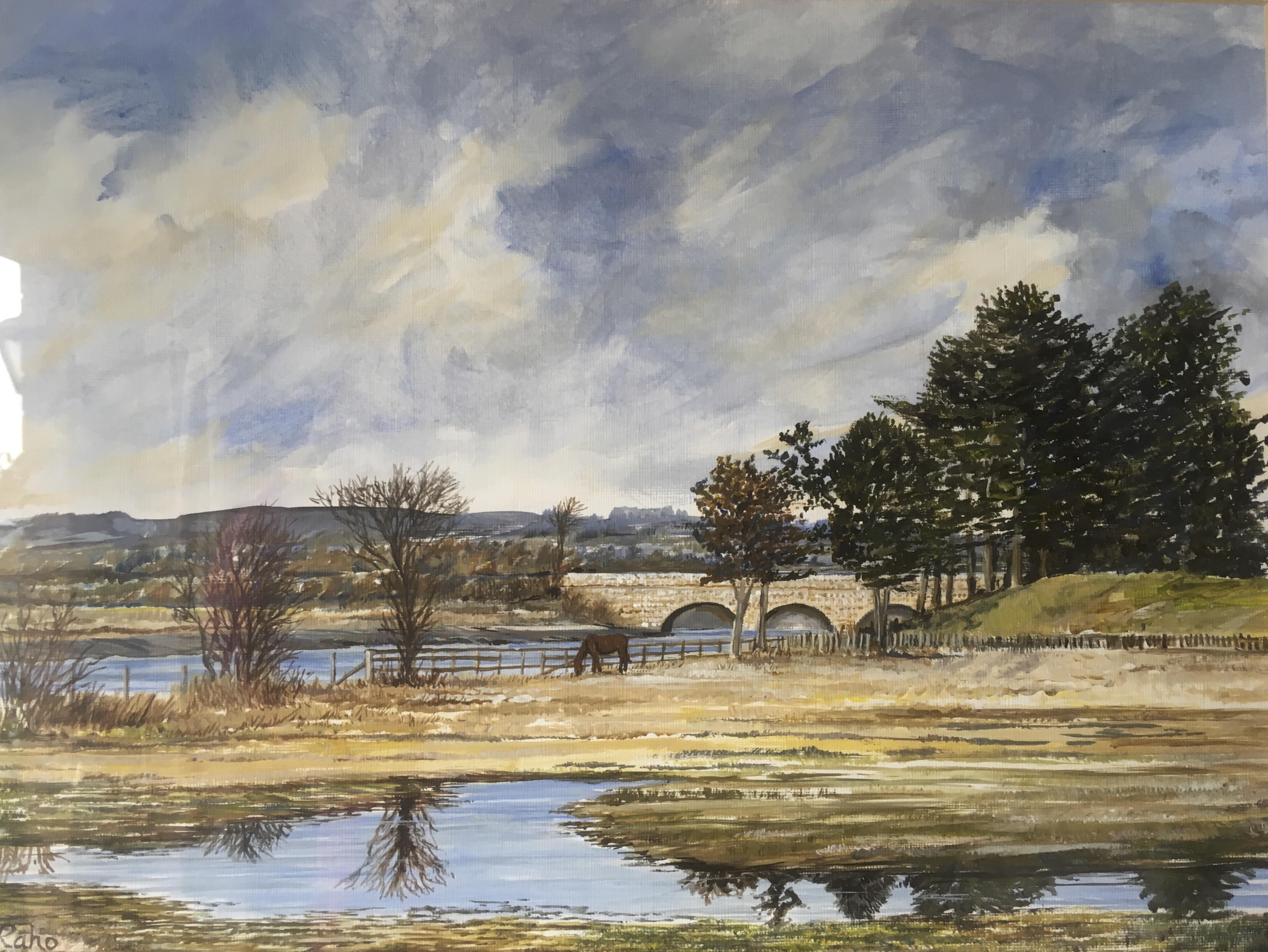 Aln Bridge