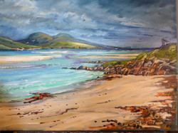 South from Luskentyre
