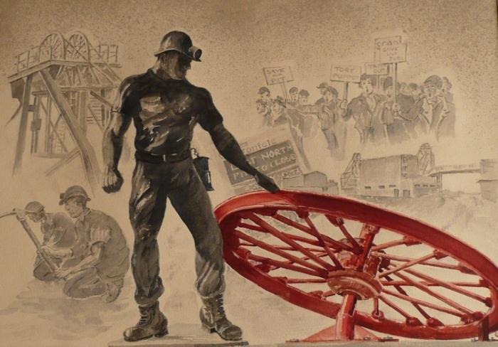 The Ellington Miner