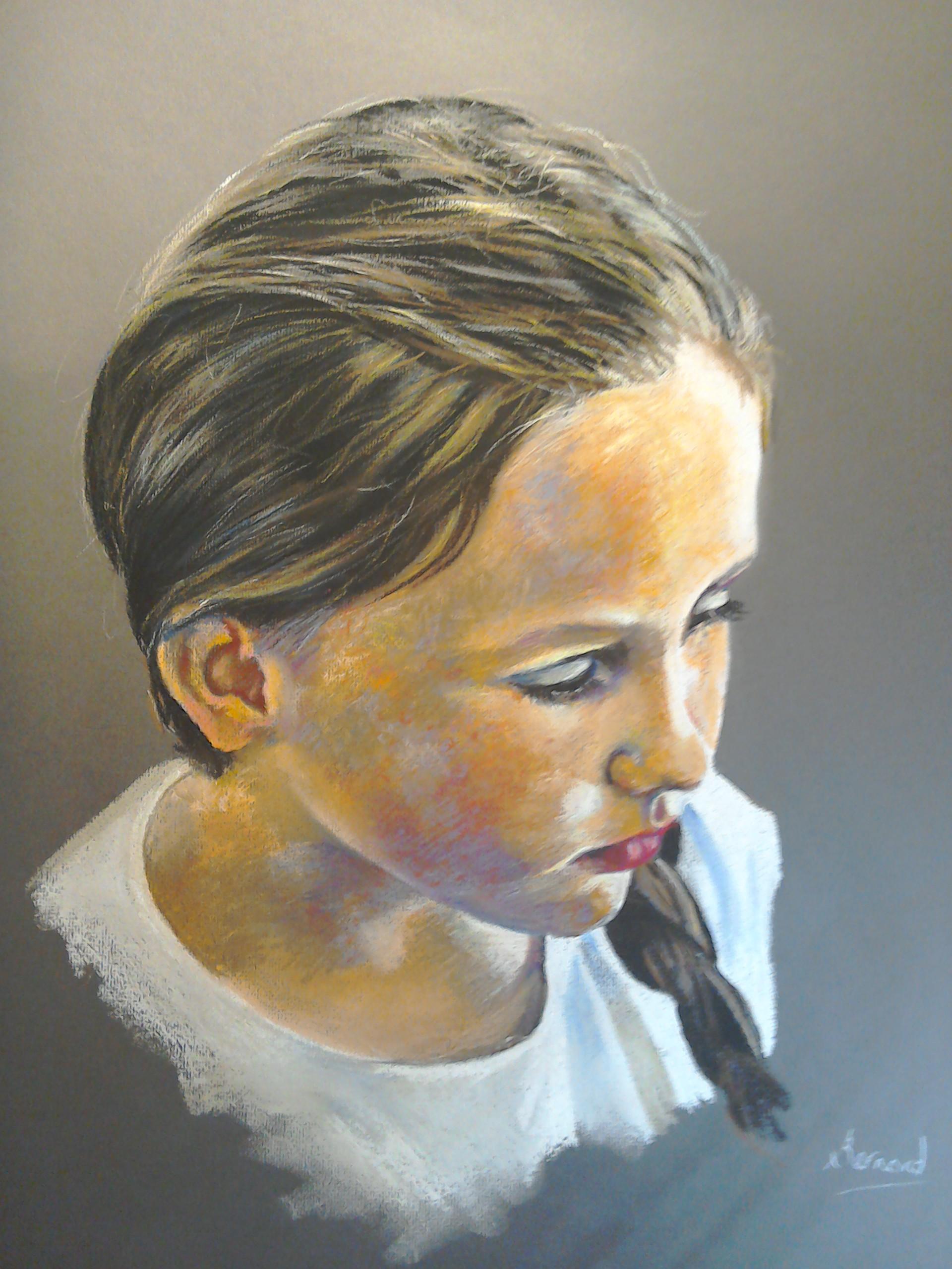 Portrait of Niamh